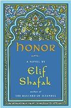 Honour by Elif Şafak