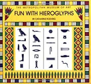 Fun with Hieroglyphs: 24 Rubber Stamps,…