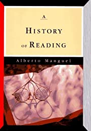 A history of reading av Alberto Manguel