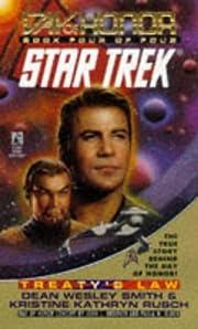 Treaty's Law (Star Trek: Day of Honor, Book…