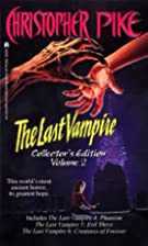 The LAST VAMPIRE COLLECTOR'S EDITION, VOL.…