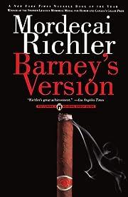 Barney's Version de Mordecai Richler