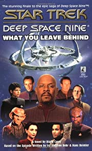 What You Leave Behind (Star Trek Deep Space…