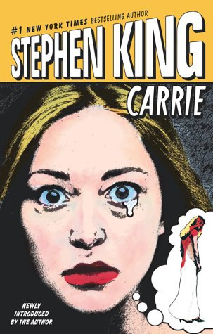 a story of revenge in carrie by stephen king Carrietta n white, also known as carrie white, is the titular protagonist from stephen king's first horror novel titled carrie, published in 1974 in the story, carrie is a friend of sue.