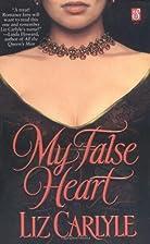 My False Heart by Liz Carlyle