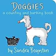 Doggies (Boynton on Board) av Sandra Boynton