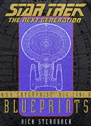 BLUEPRINTS: STAR TREK: NEXT GENERATION…