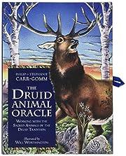 Druid Animal Oracle - Trade Paperback de…