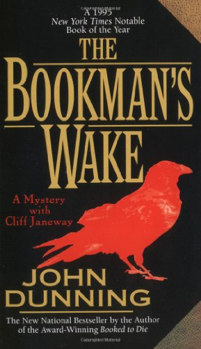 The Bookman's Wake (Cliff Janeway Novels), Dunning, John