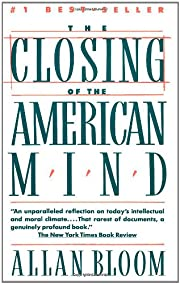 The Closing of the American Mind de Allan…