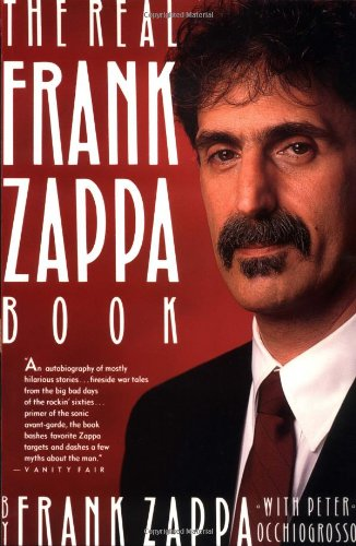 Real Frank Zappa Book by Frank Zappa