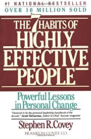 The seven habits of highly effective people…