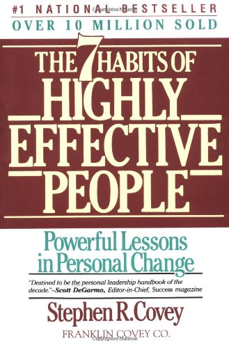 The 7 Habits of Highly Effective People, Covey, Stephen R.