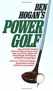 Ben Hogan's Power Golf von Ben Hogan,…