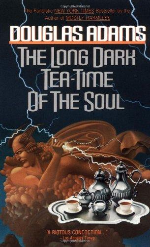 The Long Dark Tea-Time of the Soul written by Douglas Adams part of Dirk Gently