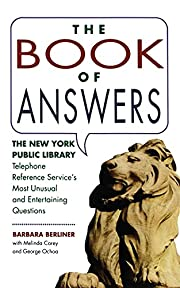 Book of Answers: The New York Public Library…