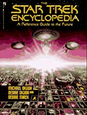 The Star Trek Encyclopedia af Michael Okuda