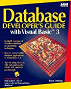 Database Developer's Guide With Visual Basic…