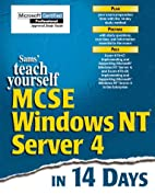 Teach Yourself McSe Windows Nt Server 4.0:…