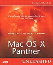 Mac OS X Panther Unleashed (3rd Edition)…