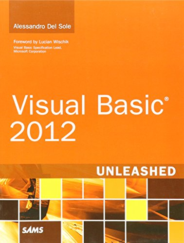 PDF] Visual Basic 2012 Unleashed (2nd Edition) | Free eBooks