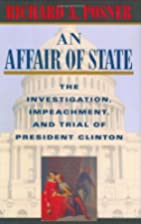 An Affair of State: The Investigation,…