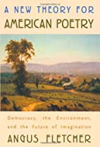A New Theory for American Poetry: Democracy,…