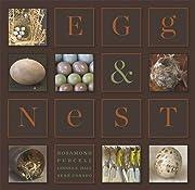 Egg & Nest por Rosamond Purcell