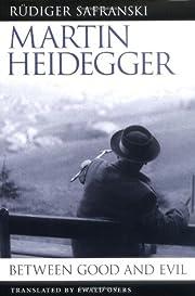 Martin Heidegger: Between Good and Evil af…