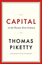 Capital in the Twenty-First Century by…
