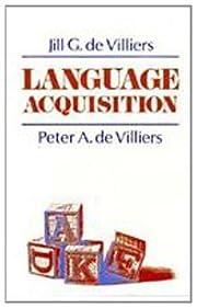 Language Acquisition – tekijä: Jill G. de…