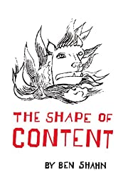 The Shape of Content (The Charles Eliot…