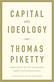 Capital and Ideology af Thomas Piketty