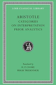 Categories. On Interpretation. Prior…