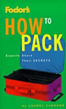 How To Pack by Cardone