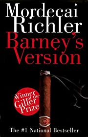Barney's Version par Mordecai Richler