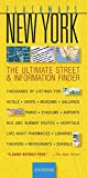 Flashmaps New York : the ultimate street & information finder / editor, Steven K. Amsterdam ; cartographer, David Lindroth ... [et al.]