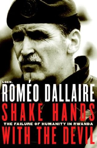 shake hands with the devil, by Romeo D.