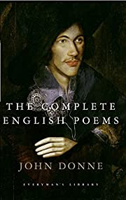 The complete English poems por John Donne