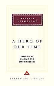 A Hero of Our Time (Everyman's Library) av…