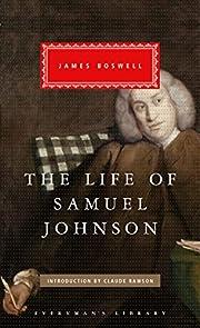 The life of Samuel Johnson de James Boswell