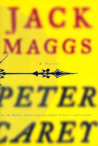 Jack Maggs, Carey, Peter