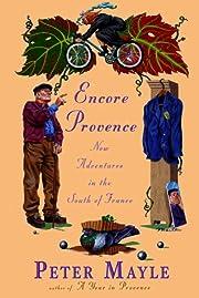 Encore Provence – tekijä: Peter Mayle