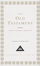 The Old Testament (Everyman's Library)…