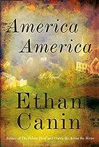America America by Ethan Canin