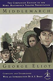 Middlemarch (Modern Library) por George…