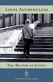 The Rector of Justin (Modern Library) de…