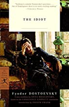 The Idiot (Modern Library Classics) by…