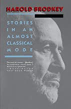 Stories in an Almost Classical Mode by…