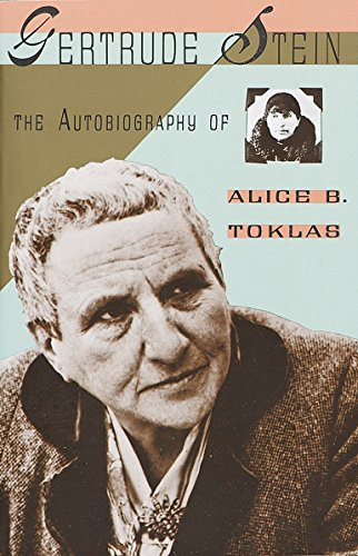 The Autobiography of Alice B. Toklas [Paperback], by Stein, Gertrude